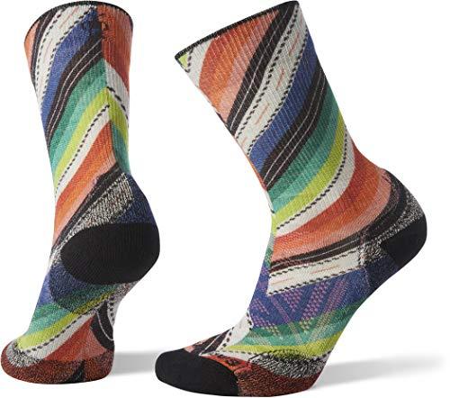Smartwool PhD Outdoor Light Print Crew Socks Women Deep Navy Schuhgröße M | EU 38-41 2019 Socken - Crew Print Crew Socks