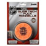 Franklin Electronics NHL Glide Tech Pro Street Hockey Puck M Orange