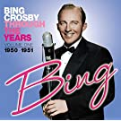 Through The Years Volume 1: 1950-1951 by Bing Crosby (2008-05-13)