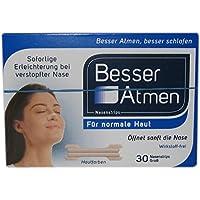BESSER Atmen Nasenstrips beige grosse Groesse, 30 St preisvergleich bei billige-tabletten.eu