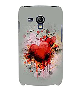 PrintVisa Designer Back Case Cover for Samsung Galaxy S3 Mini I8190 :: Samsung I8190 Galaxy S Iii Mini :: Samsung I8190N Galaxy S Iii Mini (Painitings Watch Cute Fashion Laptop Bluetooth )