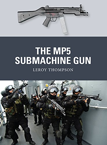 The MP5 Submachine Gun (Weapon Book 35) (English Edition) -