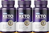 3 X PUREFIT KETO ADVANCED WEIGHT LOSS