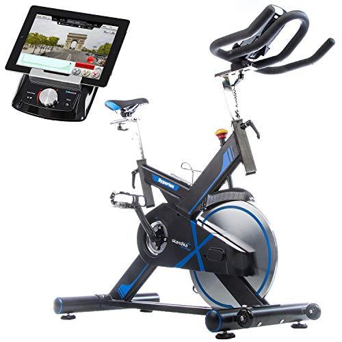 Skandika Hyporion - Vélo spinning - Bluetooth -...
