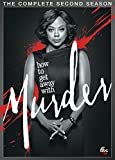 How to Get Away With Murder: Complete Season 2 [USA] [DVD]