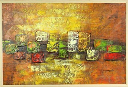 dans-le-milieu-var-7-peinture-a-lhuile-sur-toile-60-x-90-cm-61-x-914-cm-encadree-en-brown-gold-cadre