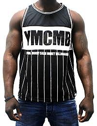 YMCMB - Hommes - Débardeur officiel designer street hip-hop urbain
