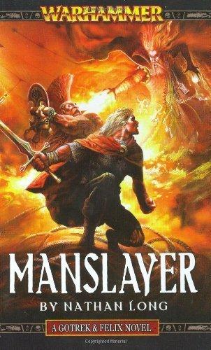 Manslayer (Warhammer) by Nathan Long (2007-10-30) par Nathan Long