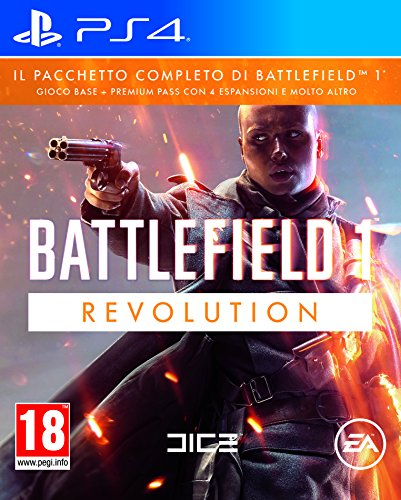 Battlefield 1: Revolution - PlayStation 4