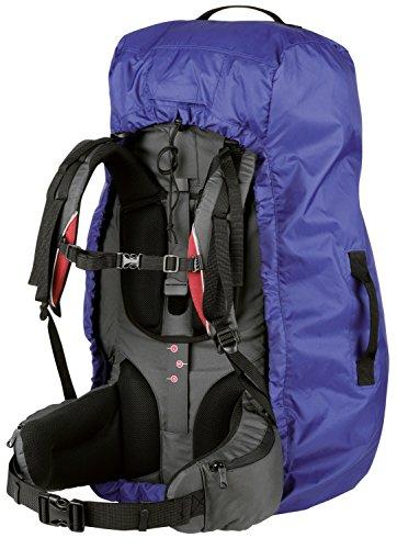 Ferrino Two-Way Travel Bag Luggage Backpack, Blue, 130 L