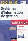 DCG 8 - Systèmes d'information de gestion - 3e éd. - Tout-en-Un