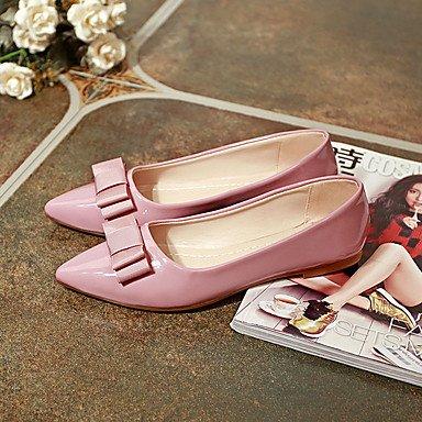 zhENfu Donna sandali di gomma Comfort estate passeggiate all'aperto Comfort tacco basso arrossendo rosa nero Beige sotto 1in Blushing Pink