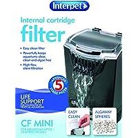 Interpet Internal Cartridge Filter Mini for Small Aquarium Fish Tank