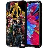 CellKraft Licensed Marvel Avengers Infinity War Hard Back Case Mobile Cover for Redmi Note 7 & Redmi Note 7 Pro (Multicolour)