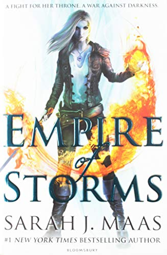 Empire of Storms: Throne of Glass 5