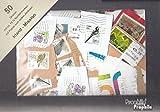 Prophila Collection Irland 50 Gramm Kiloware mit mindestens 10% Sondermarken (Briefmarken für Sammler)