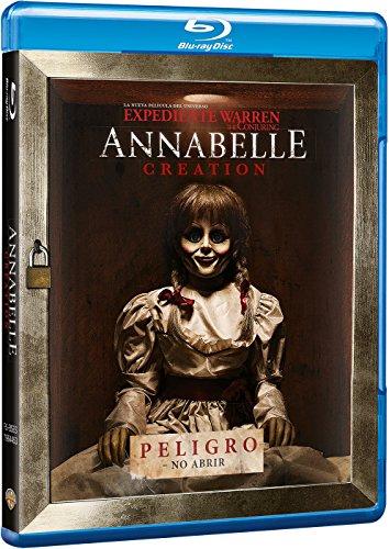 Annabelle (Creation) Blu-