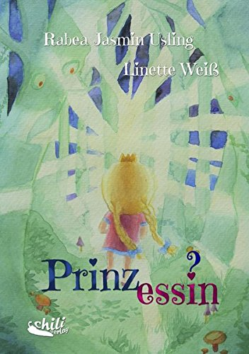 Prinz_essin?: Kinderbuch zum Thema Transidentität