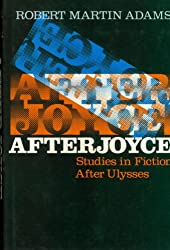 Afterjoyce: Studies in Fiction After