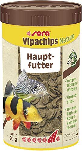 Sera Vipachips 250 ml, 1er Pack (1 x 250 ml)