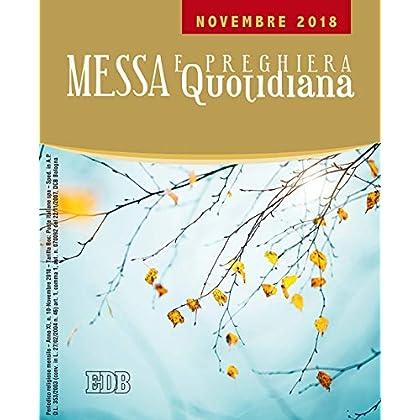 Messa E Preghiera Quotidiana (2018): 10