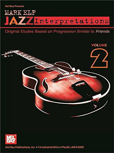 mark-elf-jazz-interpretations-volume-2-partitions-pour-guitare