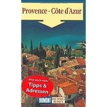 DuMont Richtig Reisen Provence - Côte d'Azur