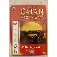 Mayfair Games MFG03120 - Brettspiele, Catan Dice Clamshell Edition