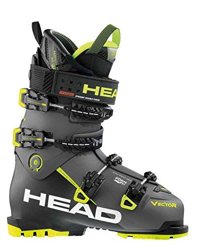 HEAD Herren Skischuhe Vector Evo 130 S Grau/Schwarz (719) 27,5