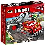 LEGO - 10730 - Juniors - Jeu de Construction - Le propulseur de  Flash McQueen