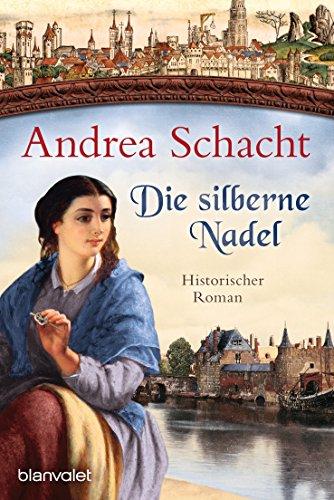 Buchseite und Rezensionen zu 'Die silberne Nadel' von Andrea Schacht