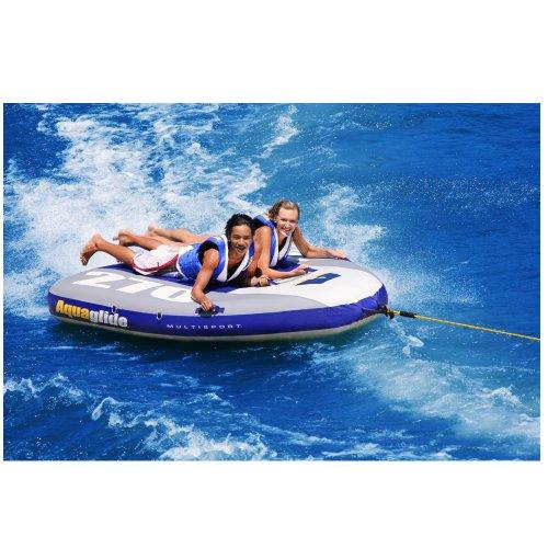 Aquaglide Schlauchboot/Aufblasbares Kajak für bis zu 3 Personen im Test - 5