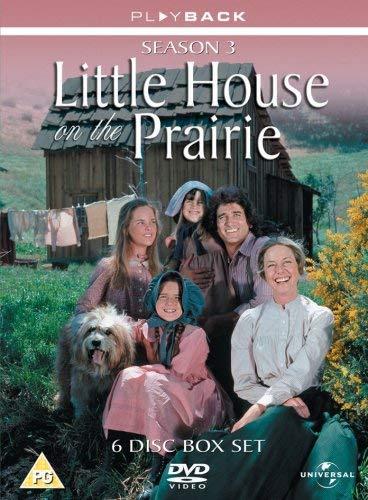 Little House on the Prairie Series 3 [Reino Unido] [DVD]
