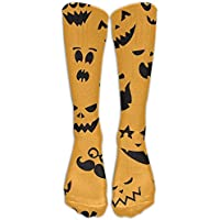 hat pillow Eyes Pattern Womens Funny Printed High Compression Socks Soccer Stockings