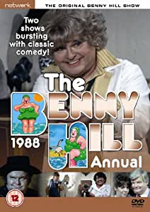 Benny Hill Annuals 1988 [DVD]