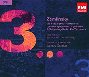 Zemlinsky Orchestral Works by EMI