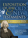 Gill's Bible Commentary (English Edition)