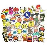 Pegatinas Pixel 45pcs Stickers (45 pcs Stickers Pixel)