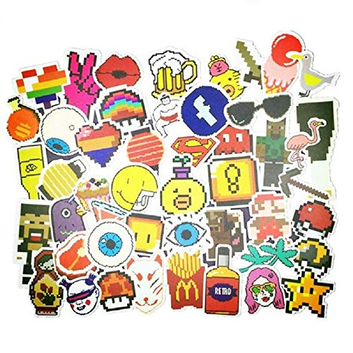 Stickers aléaotoire, 45pcs, Stic...