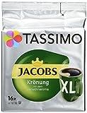 Tassimo Jacobs Krönung XL, 5er Pack Kaffee T Discs (5 x 16 Getränke)