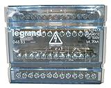 Legrand, 004885, Distributore modulare monoblocco, 4P/40A