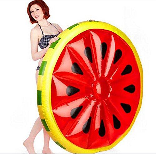 Aufblasbare Runde Wassermelone-Sich Hin- Und Herbewegende Reihe Sich Hin- Und Herbewegende Insel-Halbkreisförmiges Sich Hin- Und Herbewegendes Bett-Großer Berg-Wasser-Aufblasbares Bett-Wasser-Spielzeug