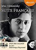 Suite française - Livre audio 2 CD MP3 - 637 Mo + 503 Mo