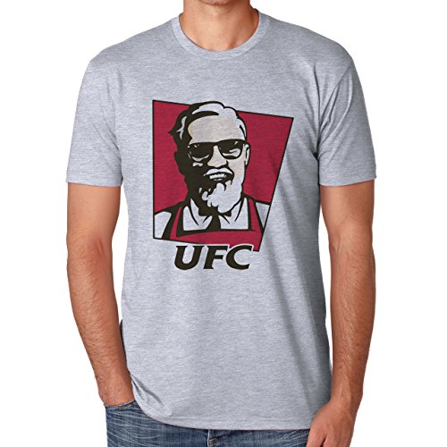 UFC Conor Mcgregor Funny Design Herren T-Shirt
