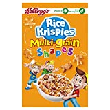 Kellogg's Rice Krispies Multigrain Shapes Cereal 350 g (Pack of 5)