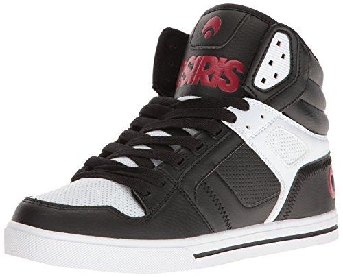 Osiris Clone Black/Red/White Black/Red/White