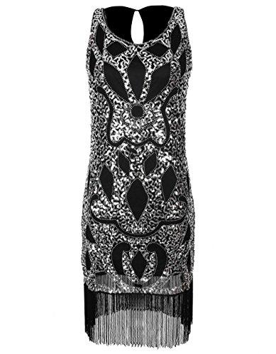 kayamiya-damen-1920er-pailetten-perlen-verschonerung-crown-muster-gatsby-flapper-kleid-m-grau