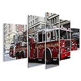 Cuadro Cuadros CIUDAD DE NUEVA YORK- DICIEMBRE 18: FDNY Ladder Company 21 en el centro de Manhattan el 18 de diciembre de 2014. FDNY es el mayor proveedor combinado de bomberos y servicios d