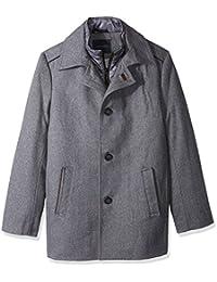 Amazon.it  cappotto lana uomo - 200 - 500 EUR  Abbigliamento c5c3d902dcb3