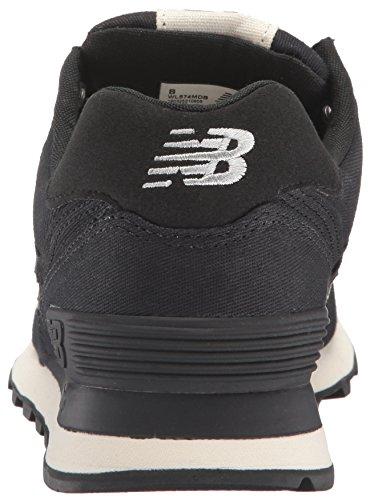 New Balance 574, Baskets Basses Athlétiques Pour Femme Gris (anthracite)